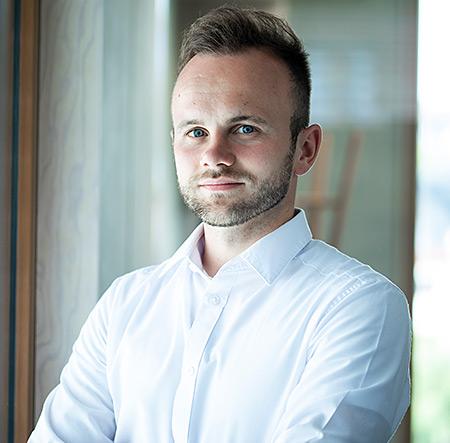 Benjamin Kegler, Partner, Geschäftsführung. Ing. Arch.