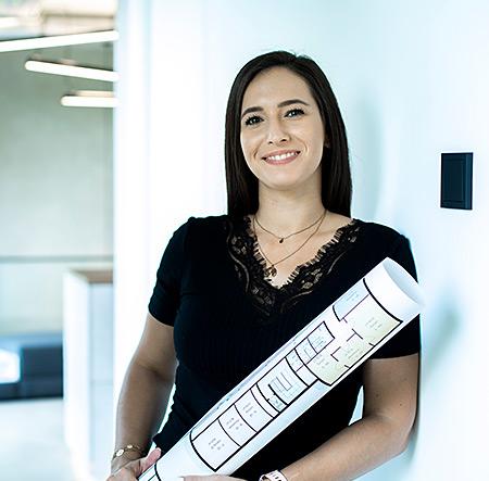 Lisa-Marie Keseberg B.Sc. Architektur